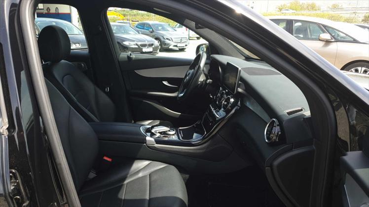 Mercedes-Benz GLC 250 d 4MATIC Aut.