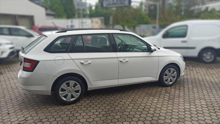 Škoda Fabia Combi 1,4 TDI Ambition