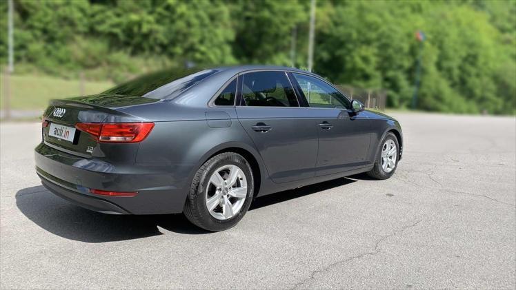 Audi A4 2,0 TDI S tronic