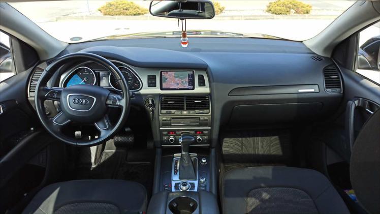 Audi Q7 3,0 V6 TDI quattro Tiptronic