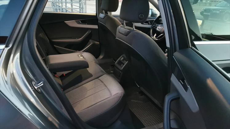 Audi A4 Avant 2,0 TDI ultra Dynamic S tronic