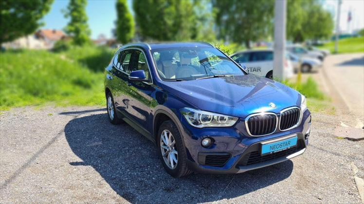 BMW X1  18d Sdrive Aut.