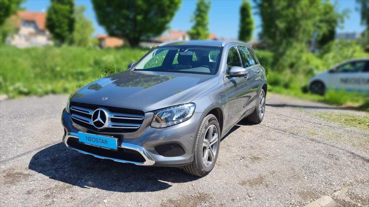 Mercedes-Benz GLC 350 e 4MATIC Aut.