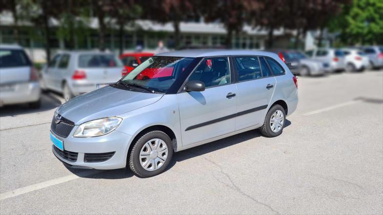Škoda Fabia Combi 1,6 TDI CR Active