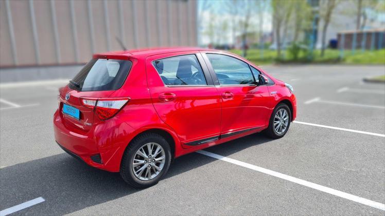 Rabljeni automobil na prodaju iz oglasa 61093 - Toyota Yaris Yaris Hybrid 1.5 Sol