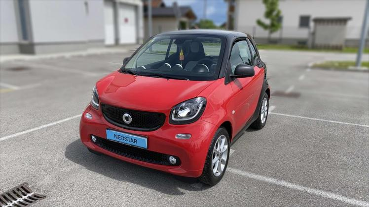 Used 61289 - Smart Smart fortwo Smart fortwo Passion Aut. cars