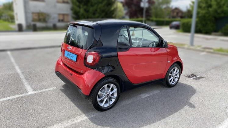 Rabljeni automobil na prodaju iz oglasa 61289 - Smart Smart fortwo Smart fortwo Passion Aut.