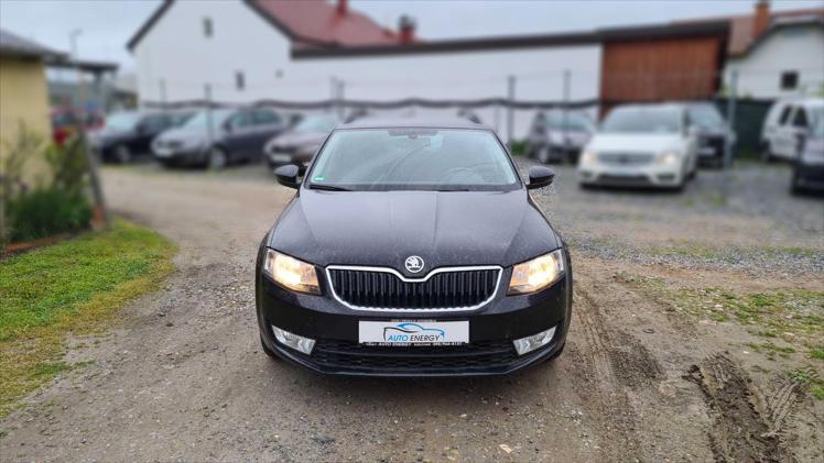 Škoda Octavia Combi 1,6 TDI Elegance