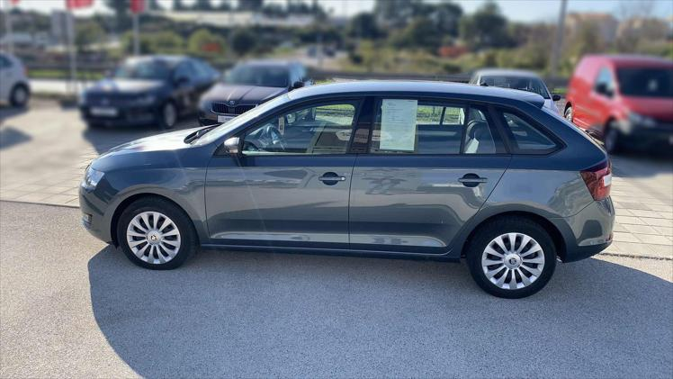 Škoda Rapid Spaceback 1,0 TSI Ambition