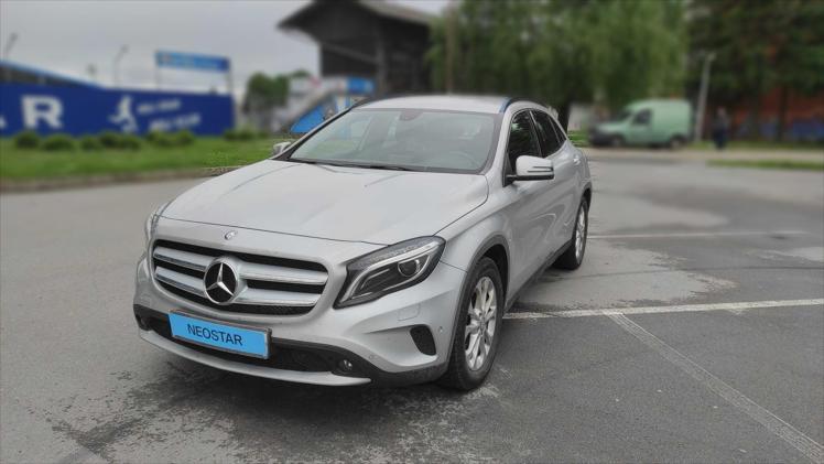 Rabljeni automobil na prodaju iz oglasa 61327 - Mercedes-Benz GLA-Klasa GLA 200 CDI Aut.