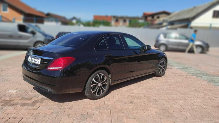 Rabljeni automobil na prodaju iz oglasa 61305 - Mercedes-Benz C-Klasa C 200 d Exclusive