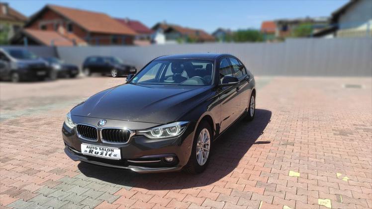 Rabljeni automobil na prodaju iz oglasa 61238 - BMW Serija 3 316d Luxury Line
