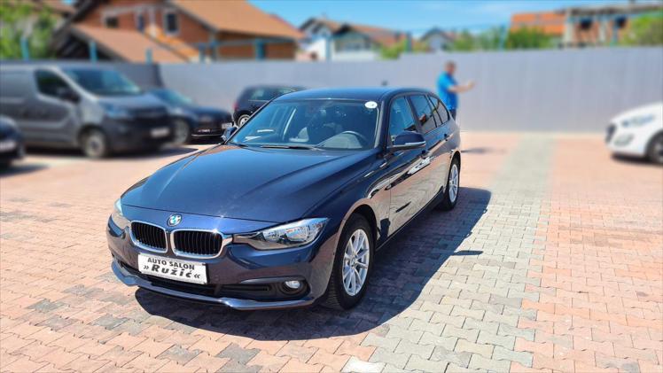 Rabljeni automobil na prodaju iz oglasa 61253 - BMW Serija 3 318d Touring Luxury Line
