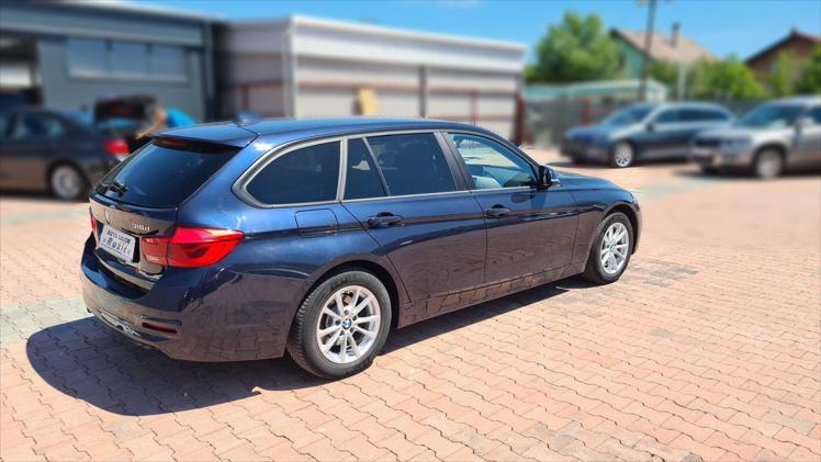 Used 61253 - BMW Serija 3 318d Touring Luxury Line cars