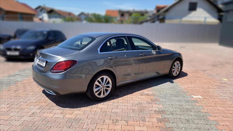 Used 61254 - Mercedes-Benz C-Klasa C 200 d cars