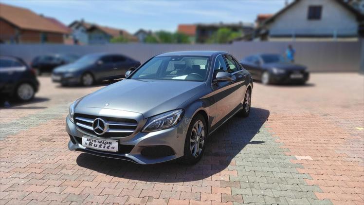 Used 61294 - Mercedes-Benz C-Klasa C 220 d Exclusive cars