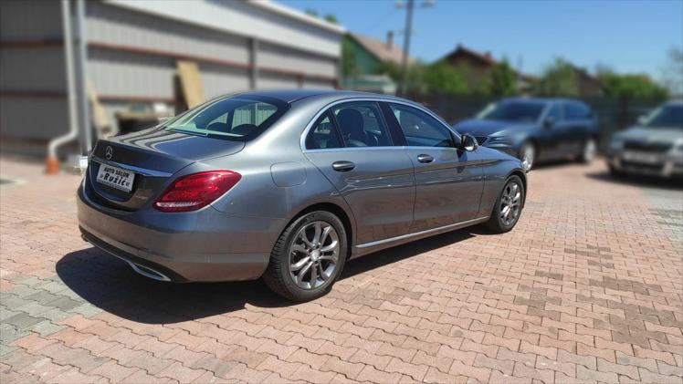 Rabljeni automobil na prodaju iz oglasa 61294 - Mercedes-Benz C-Klasa C 220 d Exclusive