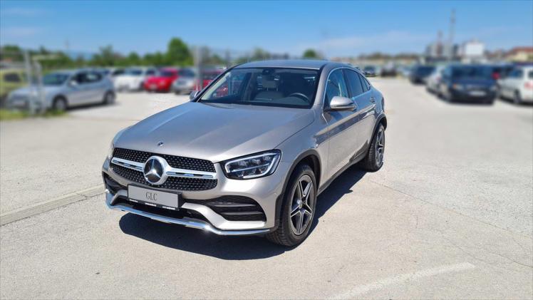 Used 61311 - Mercedes-Benz GLC-Klasa GLC Coupé 200 4MATIC AMG Line Aut. cars