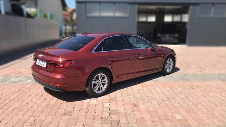 Rabljeni automobil na prodaju iz oglasa 61279 - Audi A4 A4 2,0 TDI