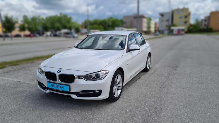 Rabljeni automobil na prodaju iz oglasa 61307 - BMW Serija 3 318d All-in-3 Line
