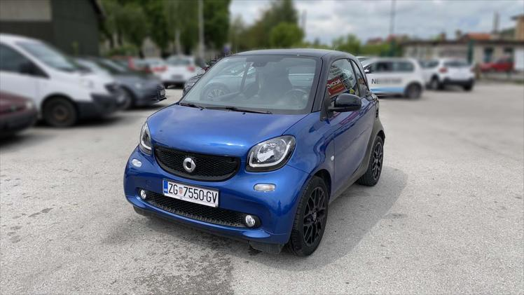 Used 61309 - Smart Smart fortwo Smart fortwo Prime Aut. cars