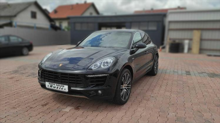 Used 61320 - Porsche Macan Macan S Diesel 3,0 V6 PDK cars