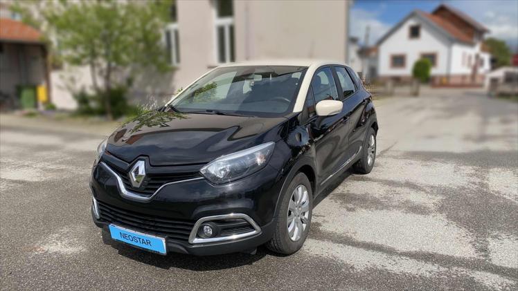 Used 61321 - Renault Captur Captur dCi 90 Energy Dynamique Start&Stop cars
