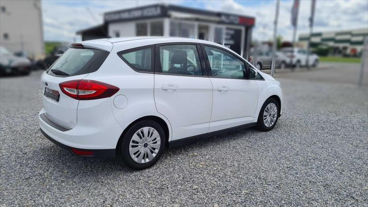 Used 61765 - Ford C-MAX C-MAX 1,5 TDCi Trend cars