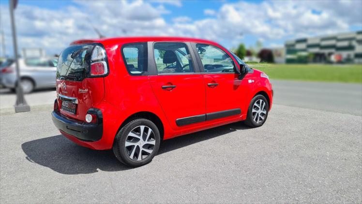 Used 61764 - Citroën C3 C3 Picasso 1,6 HDi Seduction cars