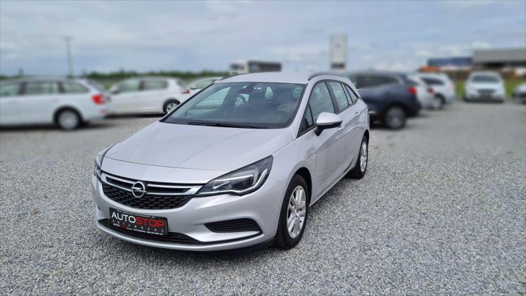 Used 61763 - Opel Astra Astra Sports Tourer 1,6 CDTI ecoFlex Enjoy Start/Stop cars