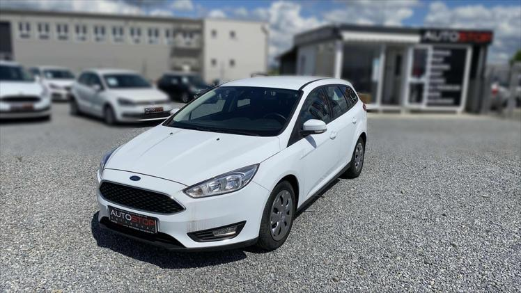 Used 61760 - Ford Focus Focus Karavan 1,5 TDCi ECOnetic Trend cars