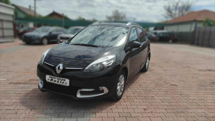 Used 61375 - Renault Scénic Grand Scénic dCi 110 Energy Limited Edition cars