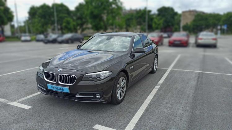 Rabljeni automobil na prodaju iz oglasa 61377 - BMW Serija 5 520d All-in-5 Aut.