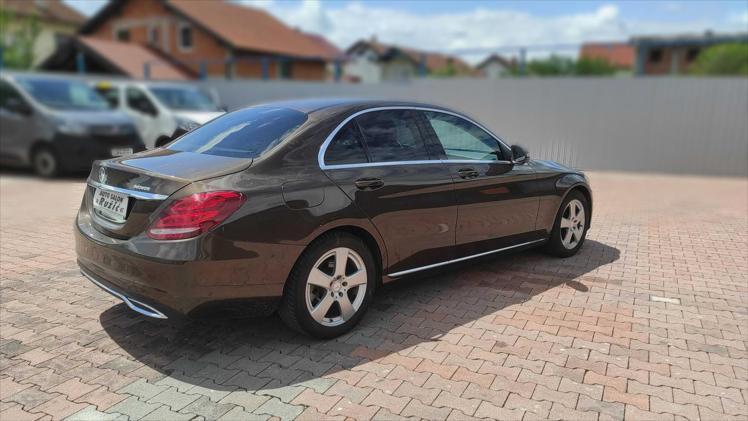 Rabljeni automobil na prodaju iz oglasa 61387 - Mercedes-Benz C-Klasa C 200 d Exclusive