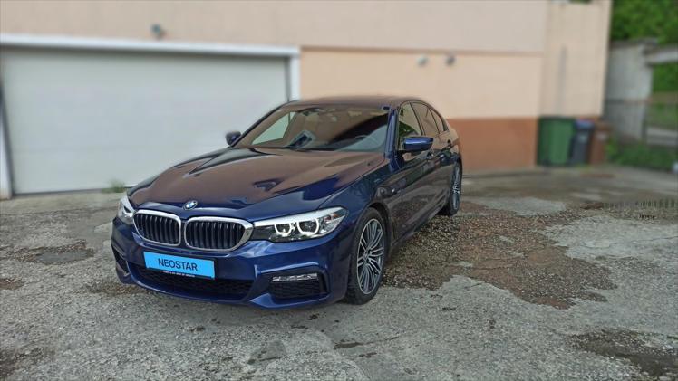 Rabljeni automobil na prodaju iz oglasa 61392 - BMW Serija 5 520d AUT. M SPORT