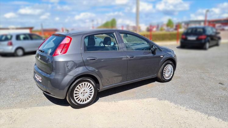 Rabljeni automobil na prodaju iz oglasa 61397 - Fiat Punto Grande Punto 1,3 Multijet 16V Fashion