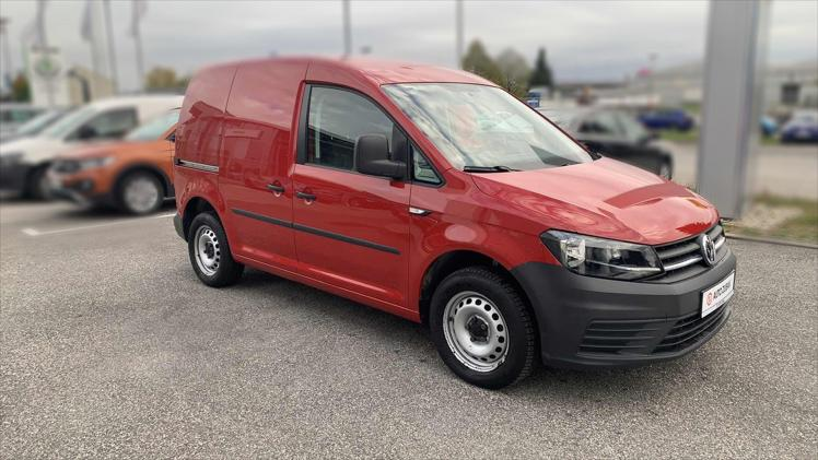VW Caddy Furgon 2,0 TDI