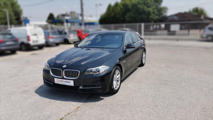 Rabljeni automobil na prodaju iz oglasa 63156 - BMW Serija 5 520d Aut. 4 vrata