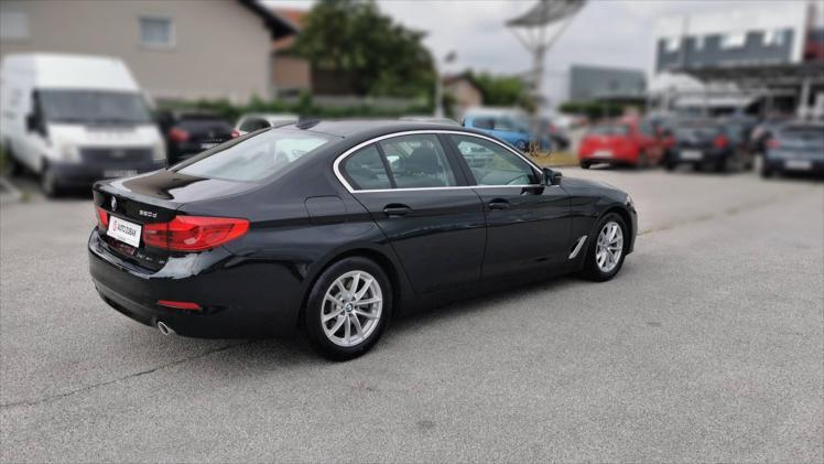 Rabljeni automobil na prodaju iz oglasa 63155 - BMW Serija 5 520d EfficientDynamics Aut.