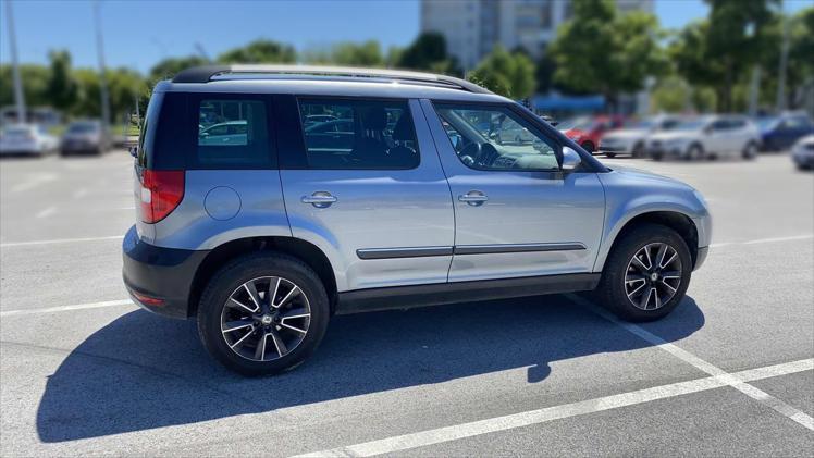Škoda Yeti 1,2 TSI Ambition