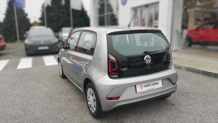 VW Up 1,0 take up!
