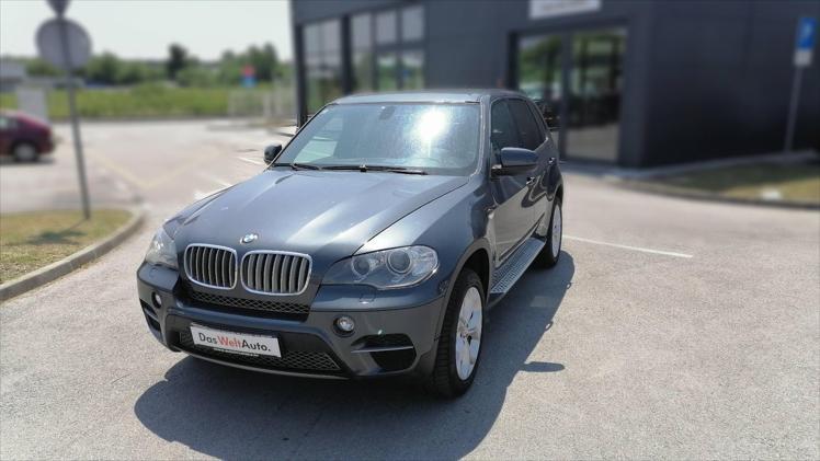 Rabljeni automobil na prodaju iz oglasa 63093 - BMW Serija X5 X5 xDrive40d Comfort Aut.