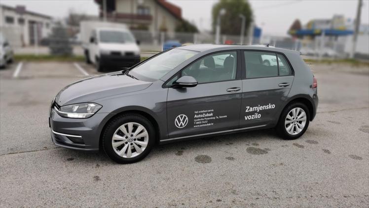 VW Golf 1,6 TDI BMT Comfortline DSG