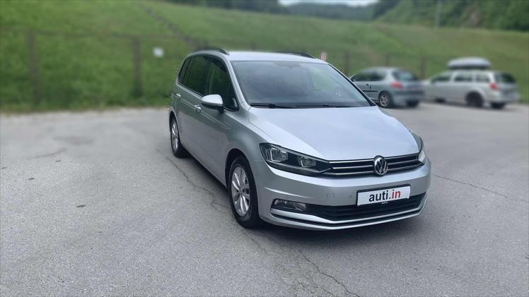 VW Touran 1,6 TDI BMT Comfortline DSG