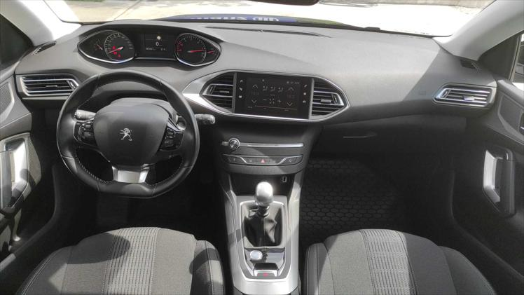 Peugeot 308 SW 1,6 BlueHDi 120 S&S Allure