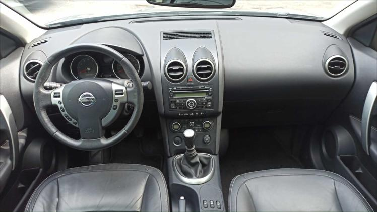 Nissan Qashqai 2,0 16V Tekna