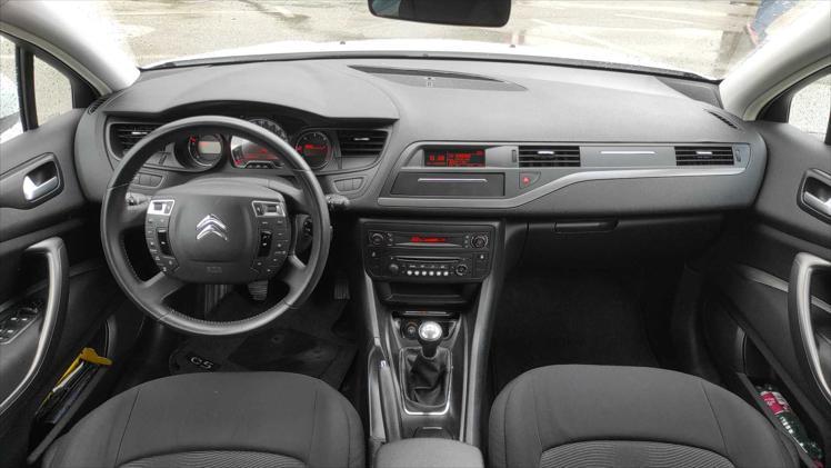 Citroën C5 Tourer 1,6 HDi FAP Selection
