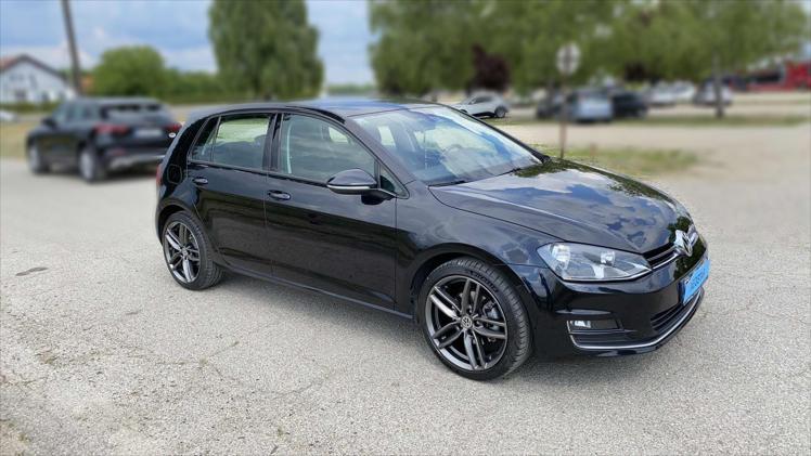 VW Golf 1,6 TDI BMT Highline
