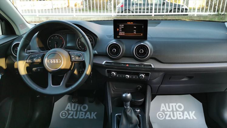 Audi Q2 30 TDI Sport+