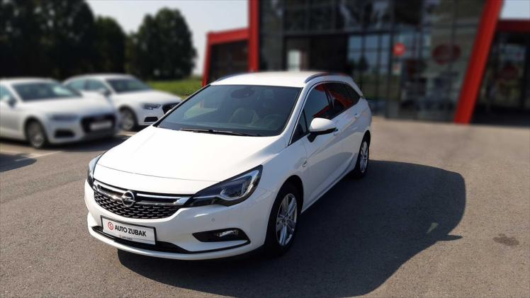 Rabljeni automobil na prodaju iz oglasa 63147 - Opel Astra Astra Sports Tourer 1,6 CDTI Dynamic Start/Stop